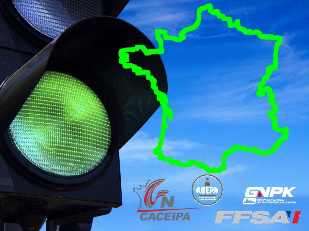 Luz verde na França